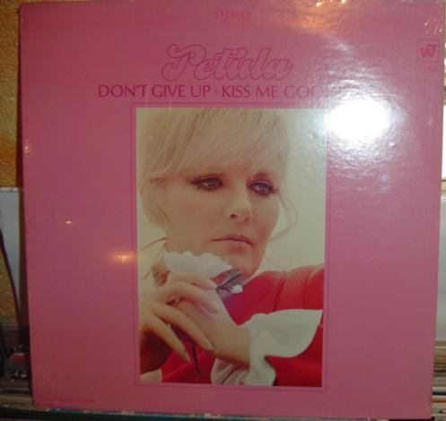 Petula Clark - Don't give up l - Warner Sealed 1960