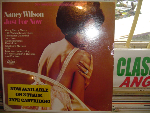 SEALED - NANCY WILSON / JUST FOR NOW / CAPITOL [ 36