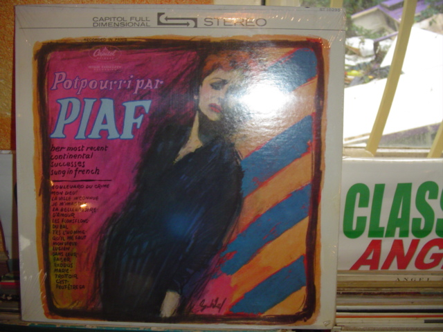 SEALED - EDITH PIAF - POTPOURRI PAR / CAPITOL [ 38