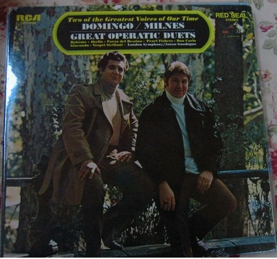 Domingo & Milnes - Operatic Duets - RCA Sealed - USA 1971