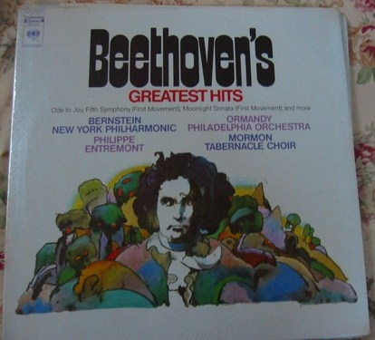 Beethoven Mozart Wagner - Greatest Hits 6 LP - Columbia Sealed