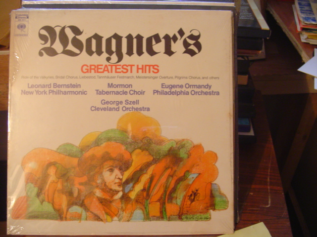 SEALED - WAGNER GREATEST HITS COLUMBIA 2 EYE MS [ 108