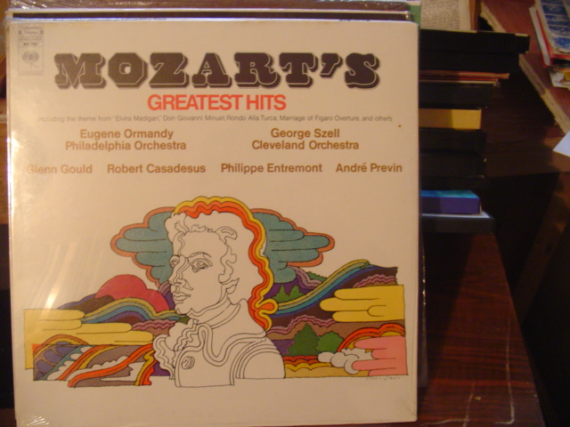 SEALED - MOZART GREATEST HITS COLUMBIA MS - [ 133