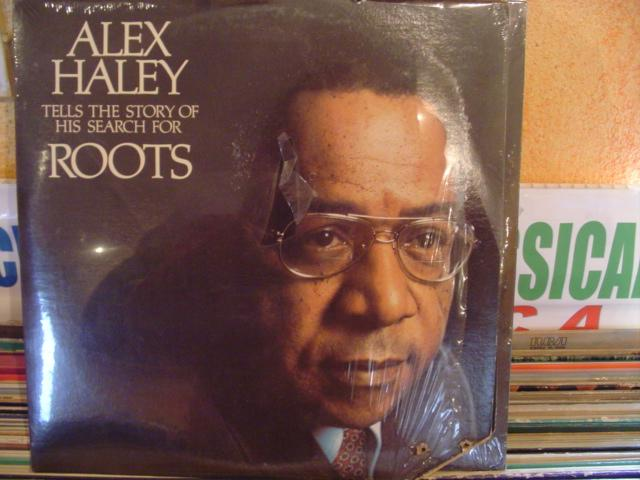 ALEX HALEY - ROOTS 2LP SET WARNER sealed [ 226