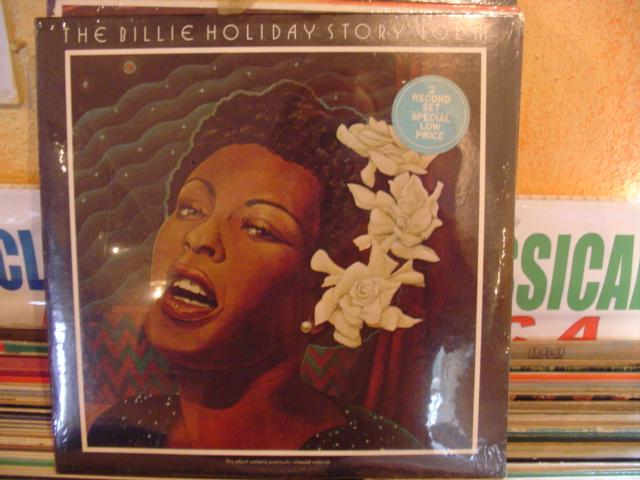 BILLIE HOLIDAY - STORY VOL 3 - COLUMBIA 2 LP SEALED [ 227