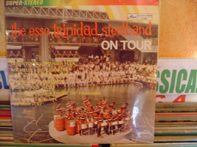 SEALED - ESSO TRINIDAD STEELBAND - ARC 1967 [ 229