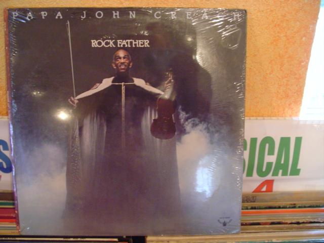 PAPA JOHN CREACH - ROCK FATHER - SEALED