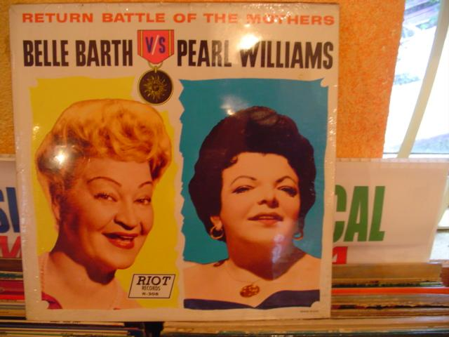 BELLE BARTH & PEARL WILLIAMS - RIOT [267 SEALED
