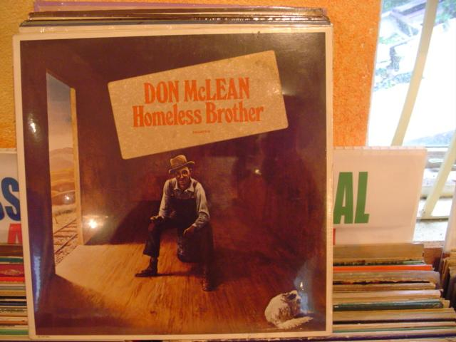SEALED - DON McLEAN HOMELESS BROTHES UA 1974 [ 271