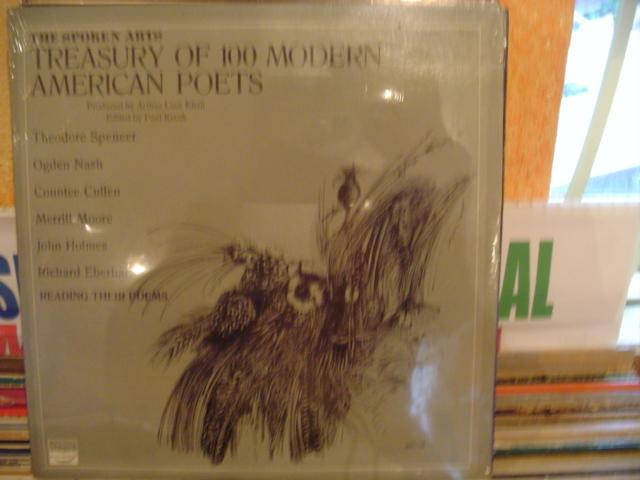 SEALED / TREASURY 100 AMERICAN POETS VOL 8 / [ 276