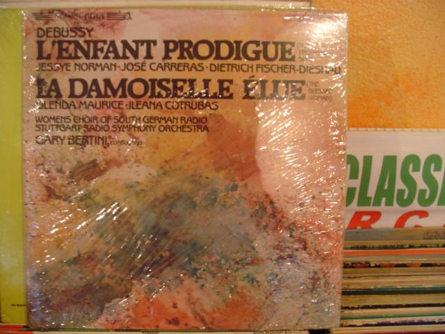 SEALED - DEBUSSY L ENFANT PRODIGUE / CARRERAS [ 288