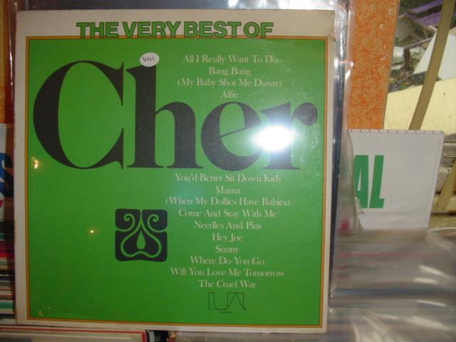 Cher - The Very Best - United Artists - Sealed unopened 1973