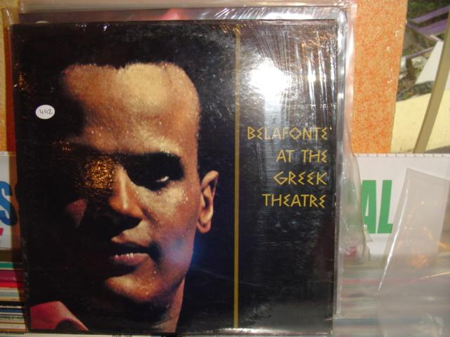 HARRY BELAFONTE - Live at the Greek Theatre - sealed 1963