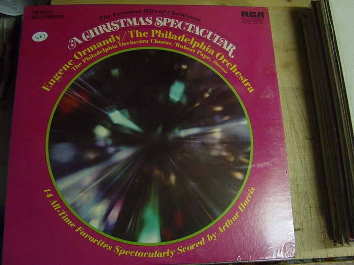 Eugene Ormandy - A Christmas Spectacular - RCA - sealed 1972