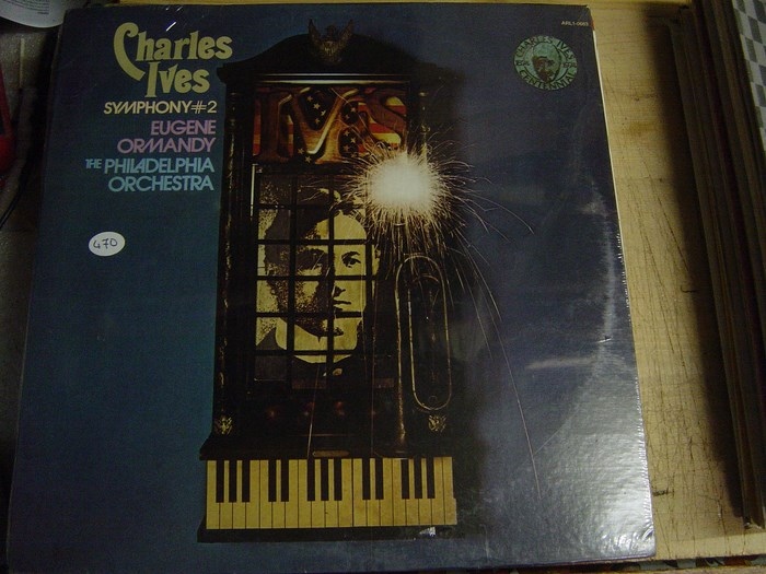 Charles Ives - Symphony No 2 - Ormandy - RCA 1974