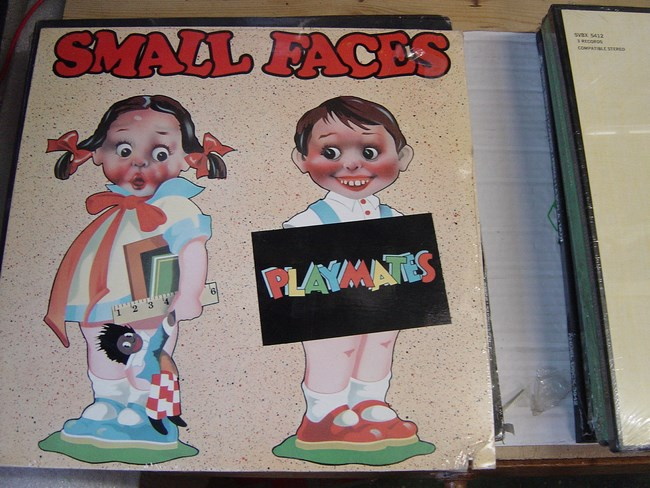 Small Faces - Playmates - Atlantic Records - Sealed