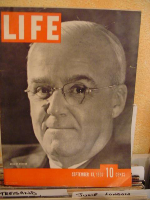 LIFE MAGAZINE - SEPTEMBER 13 1937 - WEIR OF WEIRTON