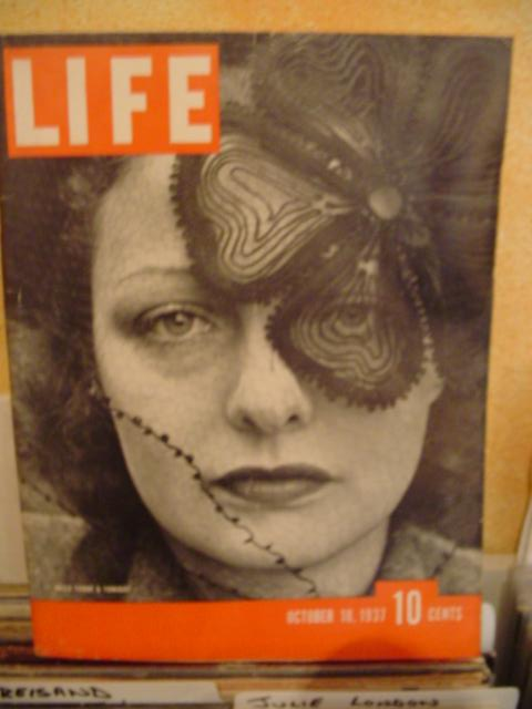 LIFE MAGAZINE - OCTOBER 18 1937 - VEILS TODAY