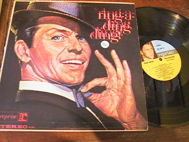 FRANK SINATRA - RING -A- DING DING - REPRISE { 71