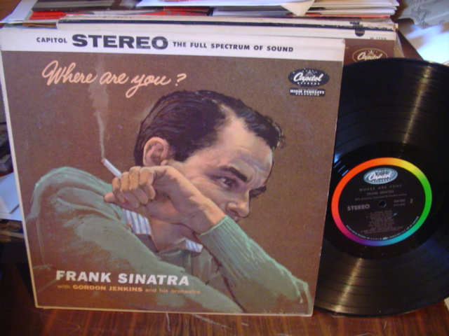 FRANK SINATRA - WHERE ARE YOU - CAPITOL [ 111