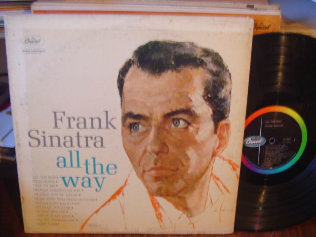 FRANK SINATRA - ALL THE WAY - PROMO CAPITOL [ 118
