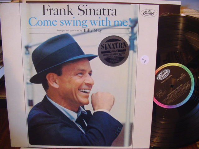 FRANK SINATRA - COME SWING WITH ME - CAPITOL [ 42