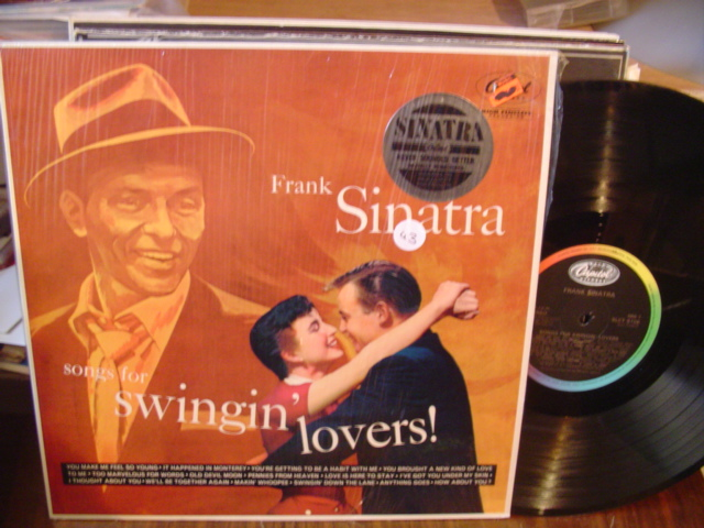 FRANK SINATRA - SONGS FOR SWINGIN LOVERS - CAPITOL [ 43
