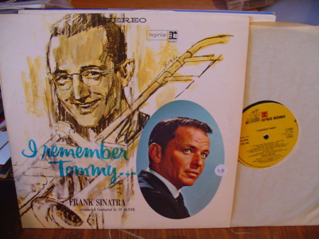 FRANK SINATRA - I REMEMBER TOMMY - REPRISE [ 48