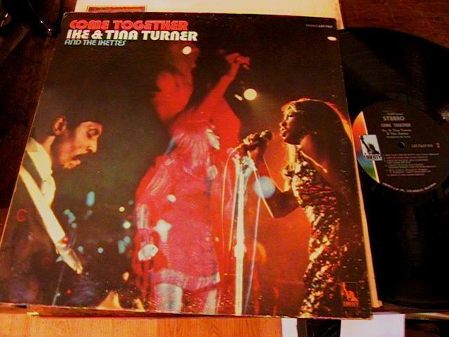 IKE & TINA TURNER - COME TOGETHER - LIBERTY