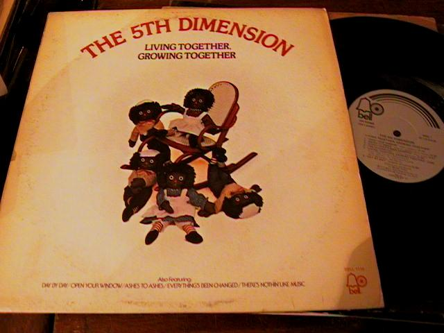 5 th DIMENSION - LIVING TOGETHER - BELL