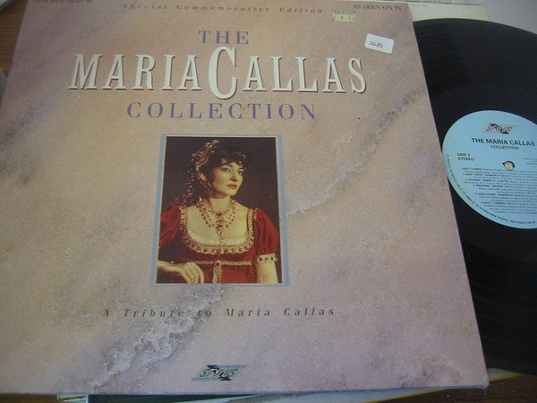 MARIA CALLAS - THE COLLECTION - STYLUS 2LP { FV 168