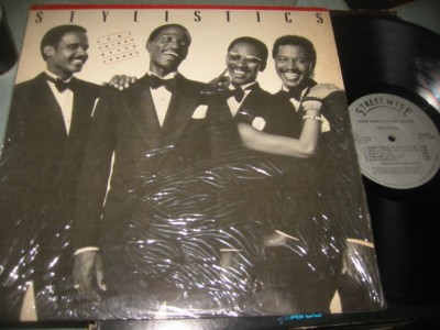 THE STYLISTICS - SOMETHINGS CHANGE - STREET WISE { J 1105