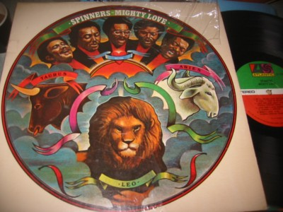 THE SPINNERS - MIGHTY LOVE - ATLANTIC { J 1094