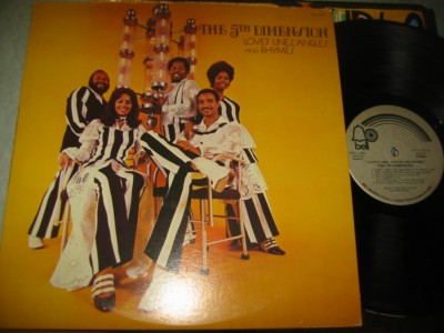 5 th DIMENSION - LOVES LINES ANGELS - BELL { J 1141