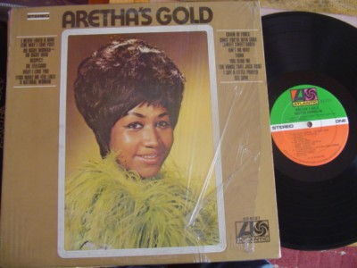 ARETHA FRANKLIN - ARETHAS GOLD - ATLANTIC
