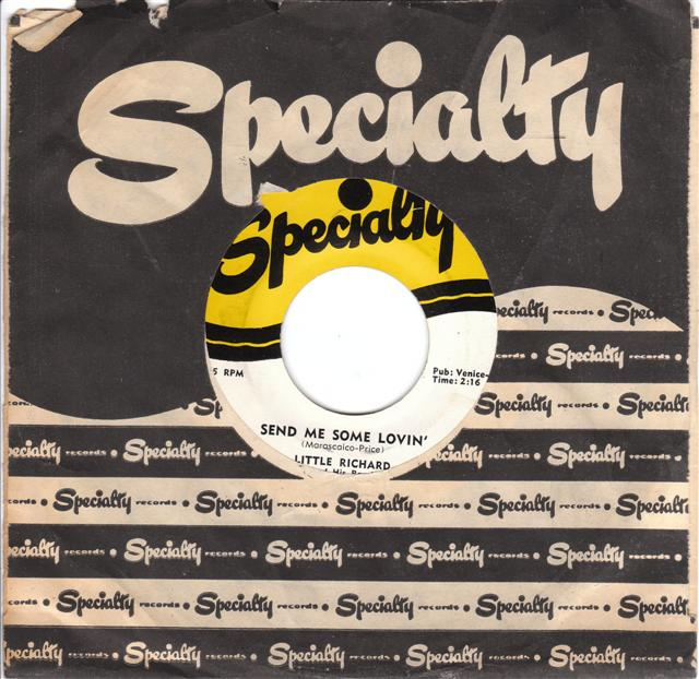 LITTLE RICHARD - LUCILLE - SPECIALTY 598 { 2031