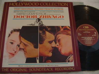 DOCTOR ZHIVAGO - MGM UK { 380