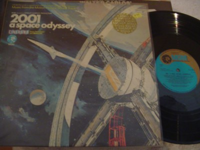 2001 SPACE ODYSSEY - MGM UK { 364