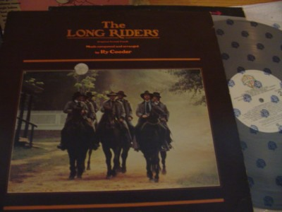 THE LONG RIDERS - RY COODER - WARNER { 354