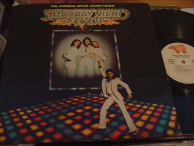 SATURDAY NIGHT FEVER - RSO - 2LP { 348