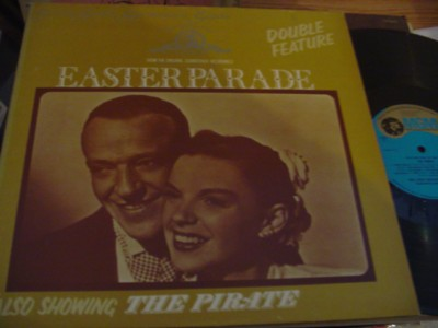 EASTER PARADE & THE PIRATE - MGM UK { 340