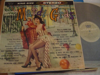 MARDI GRAS - CHEESECAKE COVER - WALDORF { 375