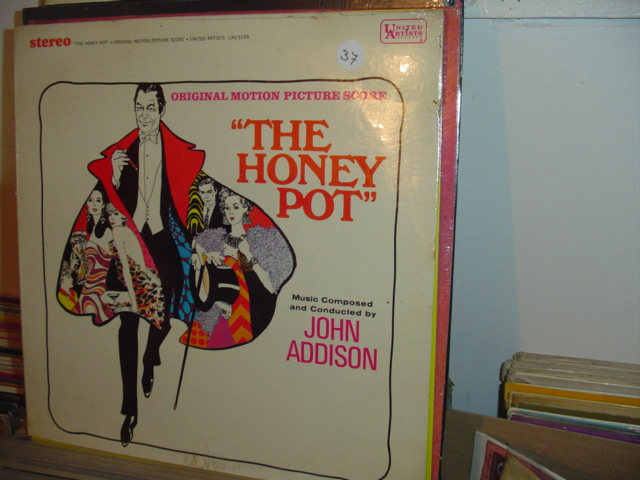 THE HONEY POT UA 5159 1960'S sealed # 37