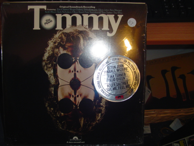 TOMMY THE WHO POLYDOR 2LP PD 2 9502 / 57