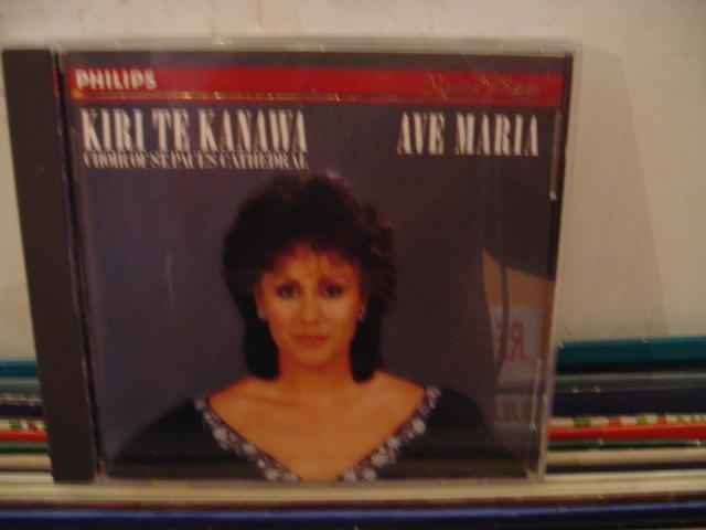 KIRI TE KANAWA - AVE MARIA - BARRY ROSE - CD 8