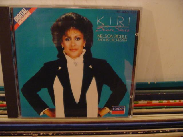 KIRI TE KANAWA - BLUE SKIES - NELSON RIDDLE - CD1