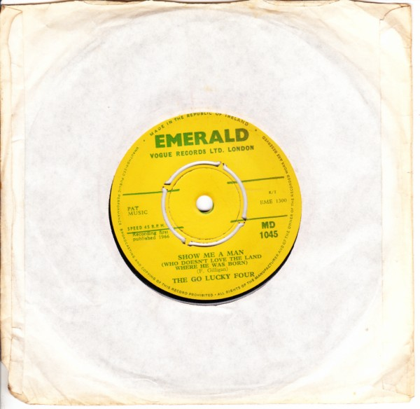 Emerald MD.1045 - The Go Lucky Four - Show Me A Man