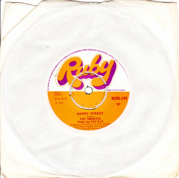 RUB 143 - Pat Ely & The Smokeys - Ruby