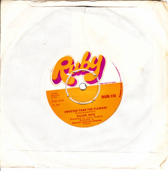 RUB 135 - EILEEN REID - Ruby records