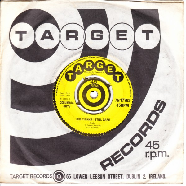 TARGET 7N17763 - Columbia Boys - That's my Pa